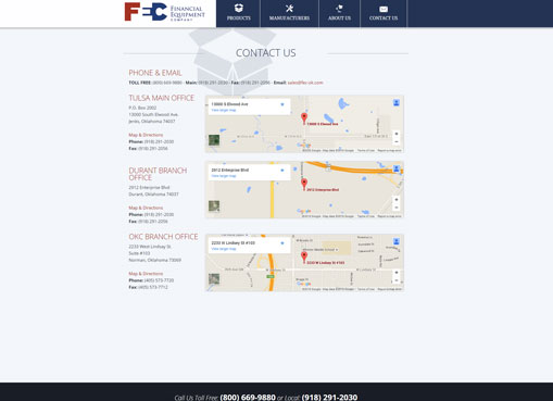 FEC Portfolio Image