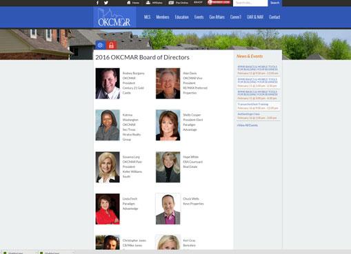 Oklahoma City Metro Area REALTORS® Association Portfolio Image